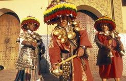 非洲摩洛哥马拉喀什 库存照片