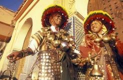非洲摩洛哥马拉喀什 库存图片