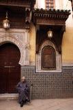 非洲摩洛哥FES 免版税图库摄影