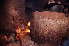 非洲摩洛哥FES 免版税库存图片