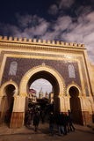 非洲摩洛哥FES 库存照片