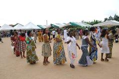 非洲教士教士的十年 库存图片