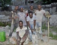 非洲泥工 免版税图库摄影