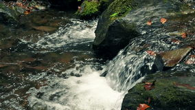 非洲海角drakenstein klein山临近西部paarl射击南的瀑布 影视素材
