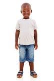 非洲男孩年轻人 库存照片