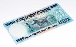 非洲的货币钞票 库存图片