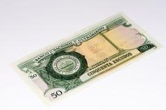 非洲的货币钞票 免版税库存图片