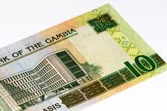 非洲的货币钞票 库存照片