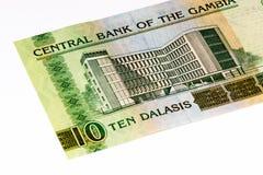 非洲的货币钞票 免版税库存照片
