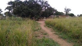 非洲社区 免版税库存图片