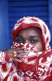 非洲科摩罗昂儒昂岛 免版税库存照片