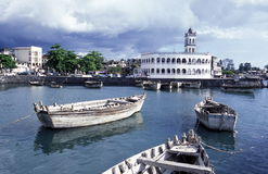 非洲科摩罗 免版税库存图片