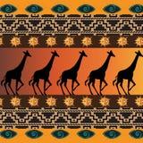 非洲背景 库存照片