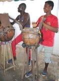 非洲艺术小组 免版税库存照片