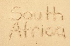 非洲著名kanonkop山临近美丽如画的南春天葡萄园 免版税库存图片
