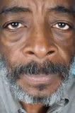 非洲裔美国人的人前辈 库存照片