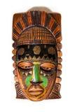 非洲面具 免版税库存图片
