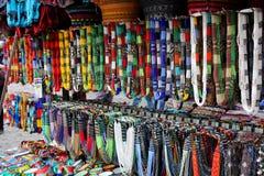 非洲项链 免版税库存图片