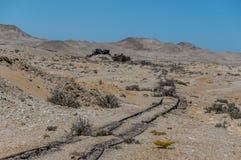 非洲风景-金刚石地区纳米比亚 库存照片