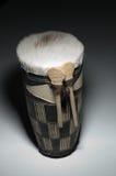 非洲鼓lammens小的尼古拉斯 库存图片