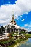非Kum寺庙,泰国 库存图片