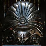 面具玛雅人 免版税图库摄影