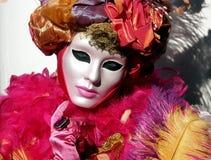 面具6 免版税库存图片