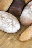 面包不同新鲜 库存照片