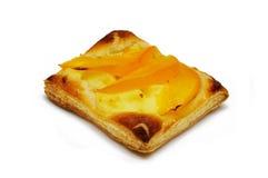 面包丹麦 免版税库存照片