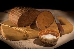 面包乌克兰语 免版税库存照片