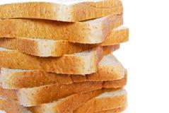 面包全部查出的切的麦子 库存图片