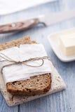 面包全麦 免版税库存图片