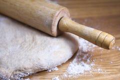 面包准备 免版税库存图片