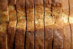 面包切了 免版税图库摄影