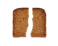 面包切全部的麦子 图库摄影