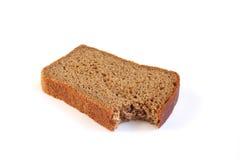 面包剪切牌照片式 库存照片