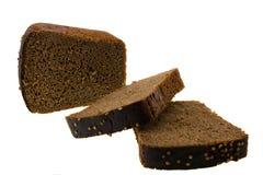 面包剪切 库存照片