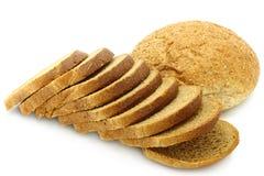 面包剪切 免版税库存图片