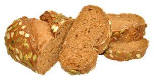 面包南瓜籽 库存图片