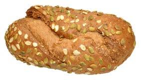 面包南瓜籽 库存照片