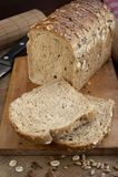 面包厨房 库存图片