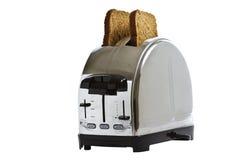面包多士炉 免版税库存图片
