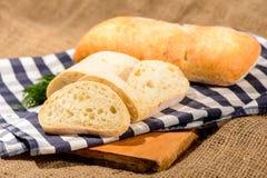 面包大面包的图象 免版税库存照片