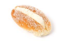 面包奶油装载了 免版税库存照片