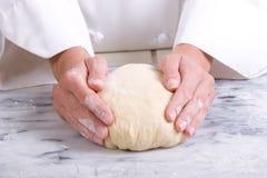 面包师大面包 免版税图库摄影