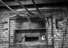 面包师烤箱 图库摄影