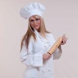 面包师 免版税库存图片