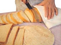 面包师 库存图片