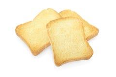 面包干面包 库存图片
