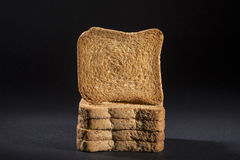 面包干 免版税库存图片